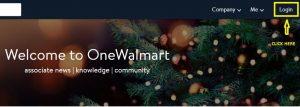 Walmartone Paystub Login 1