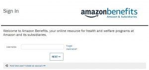Amazon PayStubs Portal Login