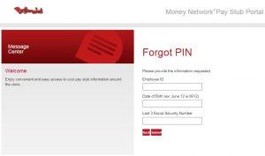 Bojangles Pay Stub Portal Login Forgot Password
