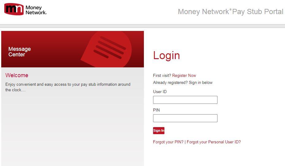 PHC Pay Stub Login Portal