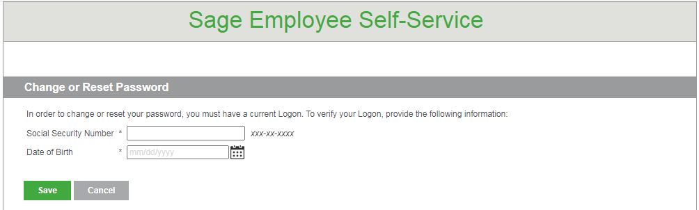 Sage Pay Stub Login Username & Password Help