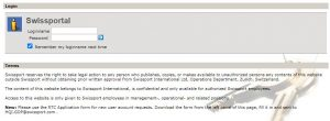 Swissport Pay Stub Login Portal