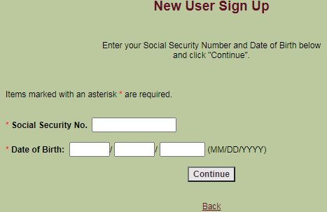 USDA Pay Stub Login New User