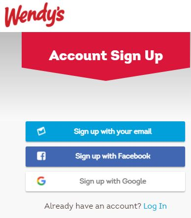 wendys Pay stub portal Login New Account