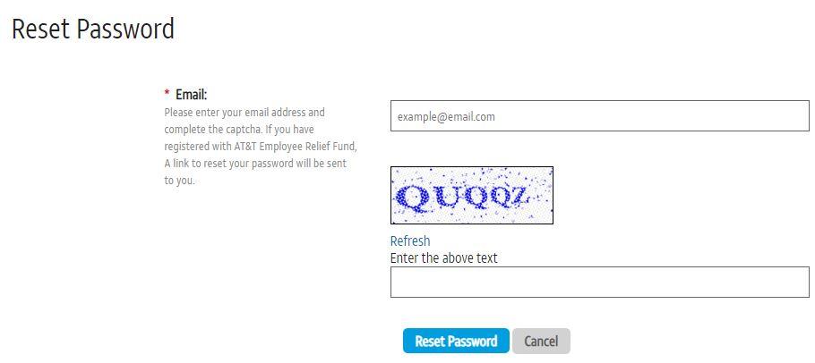 ATT Pay Stub Login Forgot Password