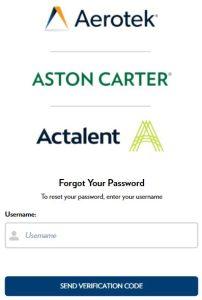 Aerotek Pay Stub Login Forgot Password