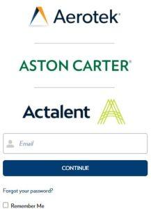 Aerotek PayStubs Login Portal
