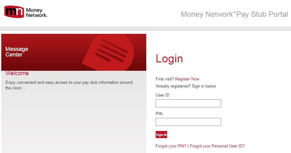 Molex Pay Stub Login Portal