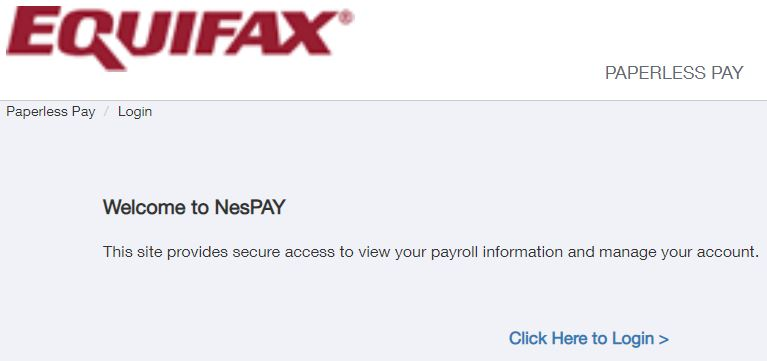 Nestle Pay Stub Login Portal